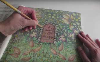 Gear Guide: Zone Out with Adult Coloring Books