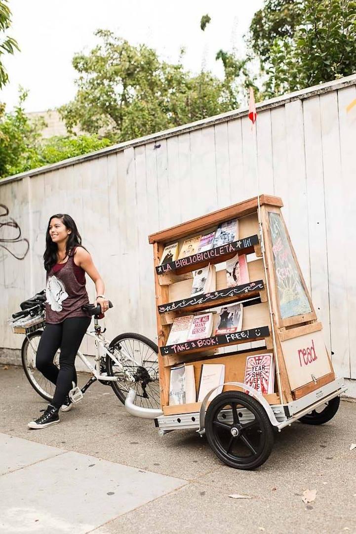 Bibliobicicleta 14