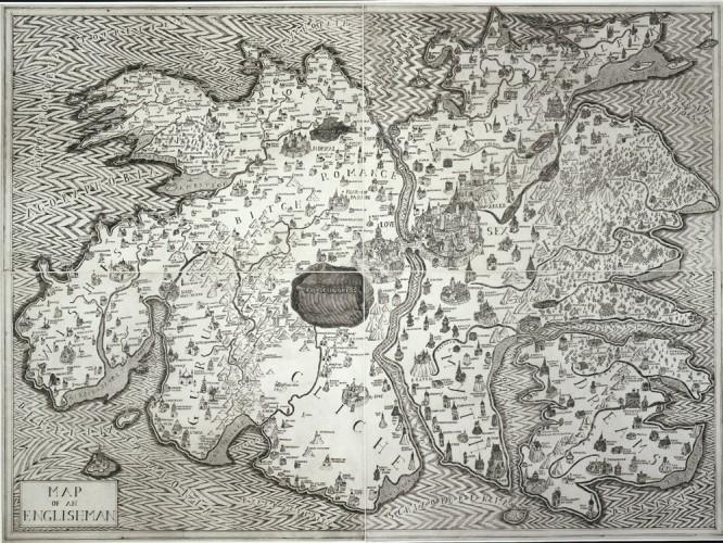 Map of an Englishman 1