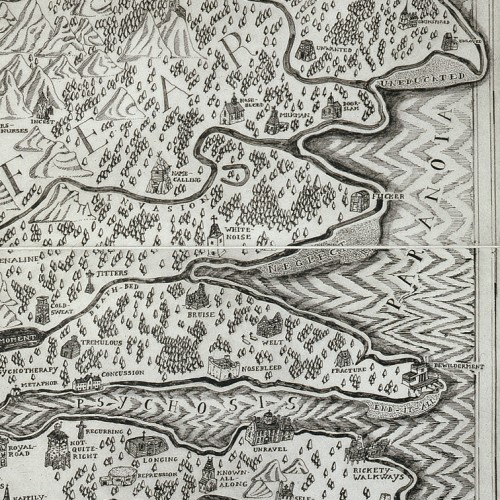 Map of an Englishman 2