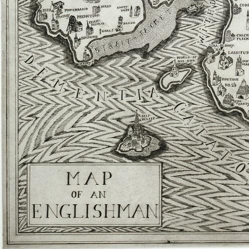 Map of an Englishman 3