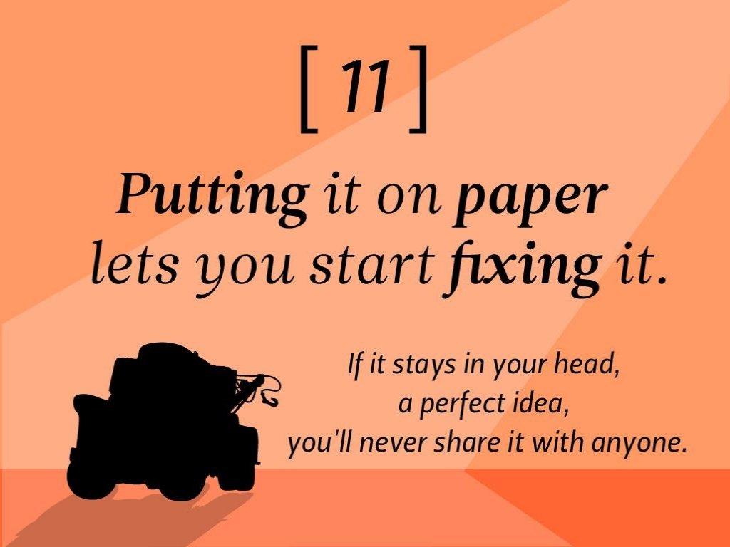Pixar Storytelling Rules 11