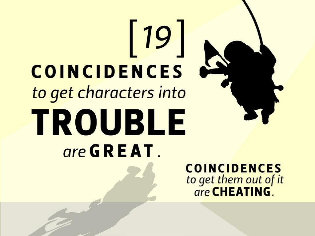 Pixar Storytelling Rules 19