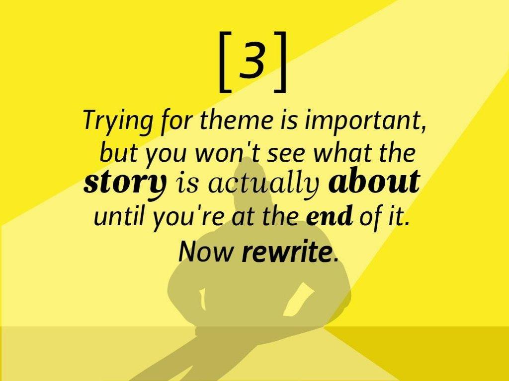 Pixar Storytelling Rules 3