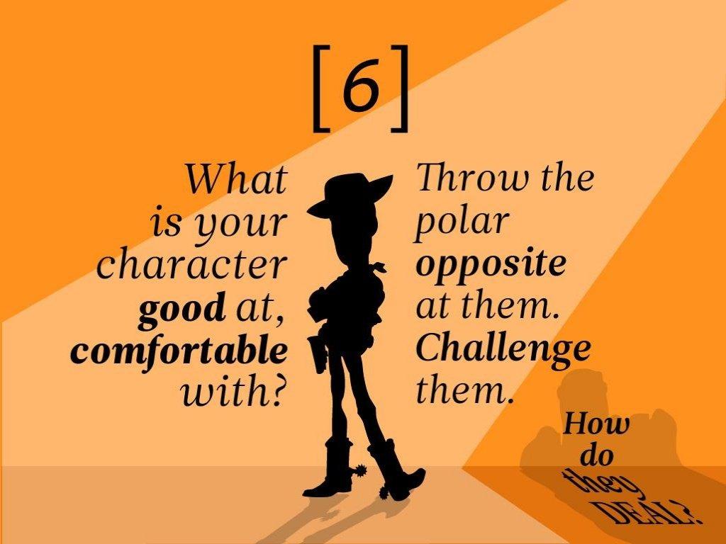 Pixar Storytelling Rules 6