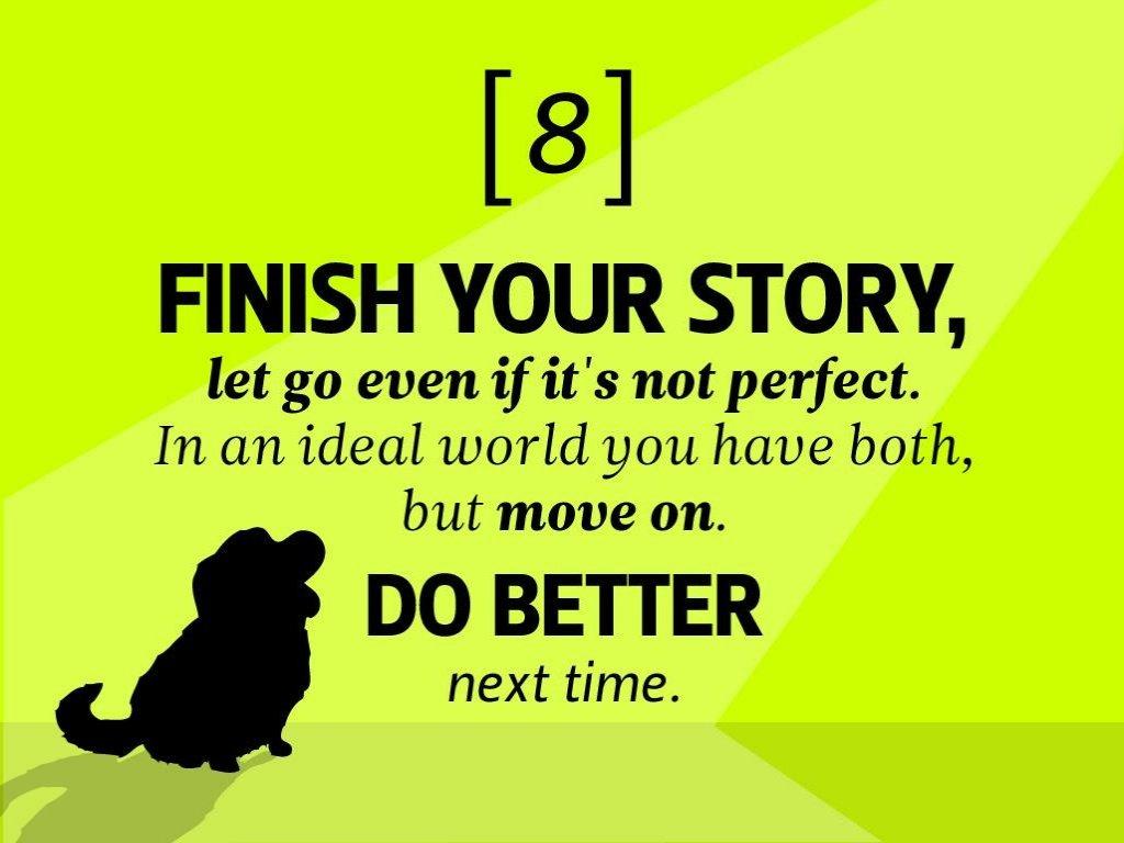 Pixar's 22 Rules of Storytelling – AMAZING LIST