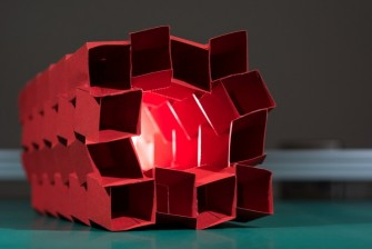 Researchers Invent Surprisingly Strong Origami Structures That Fold Flat