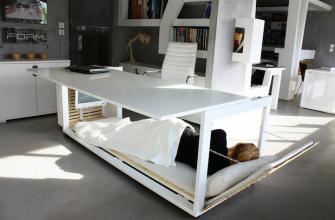 This Desk for Napping Just Made George Costanza's Dream Come True