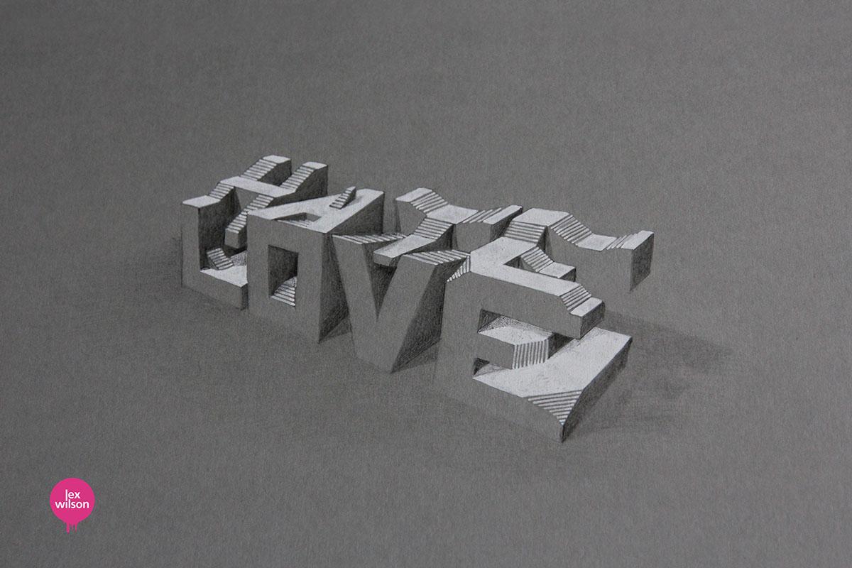 Lex Wilson Typography 2