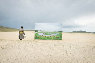 Powerful Photographs Expose Climate Change in Mongolia