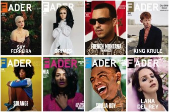 The Fader Magazine Releases Its Entire Archive Online—for Free