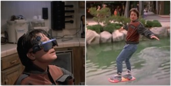 """5 Predictions That """"Back to the Future II"""" Got Right About 2015 (and 5 It Got Wrong)"""