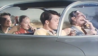 GM Dreamed of Self Driving Cars in 1956: Free Hands for Smoking Your Cigar