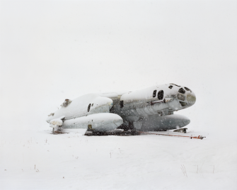 Ghostly Photographs of Long Forgotten Soviet Technology