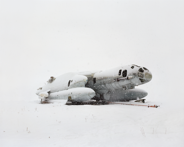 Danila Tkachenko Restricted Areas 1