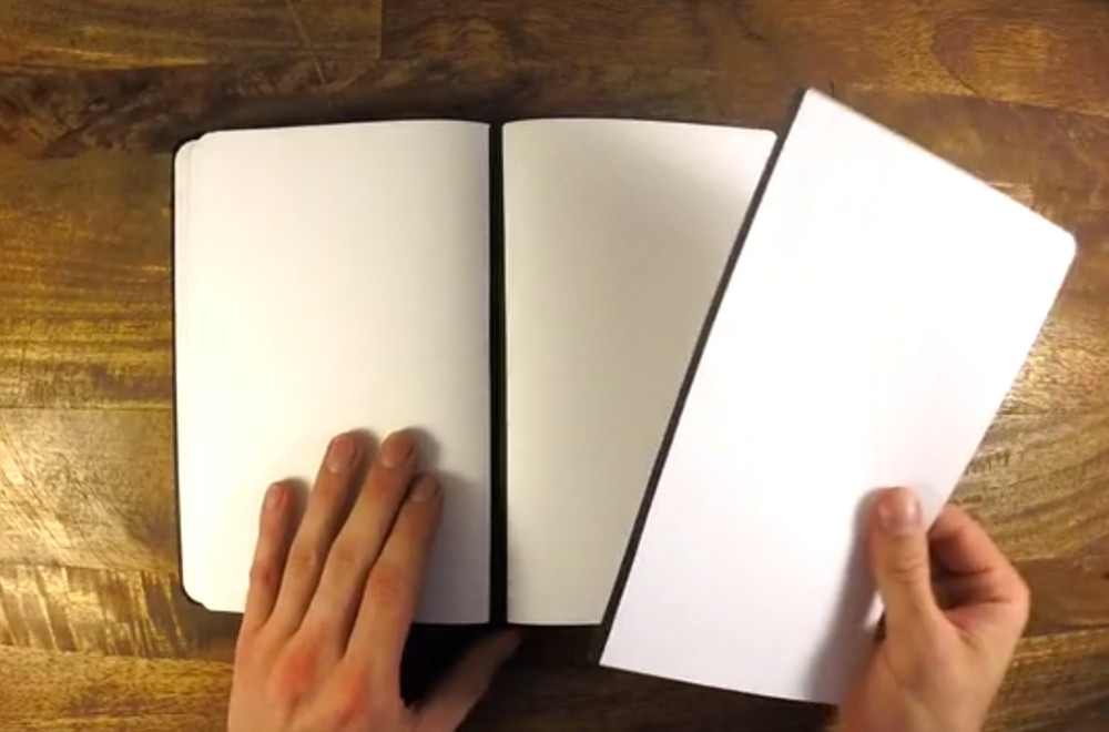Rekonect Notebook feature