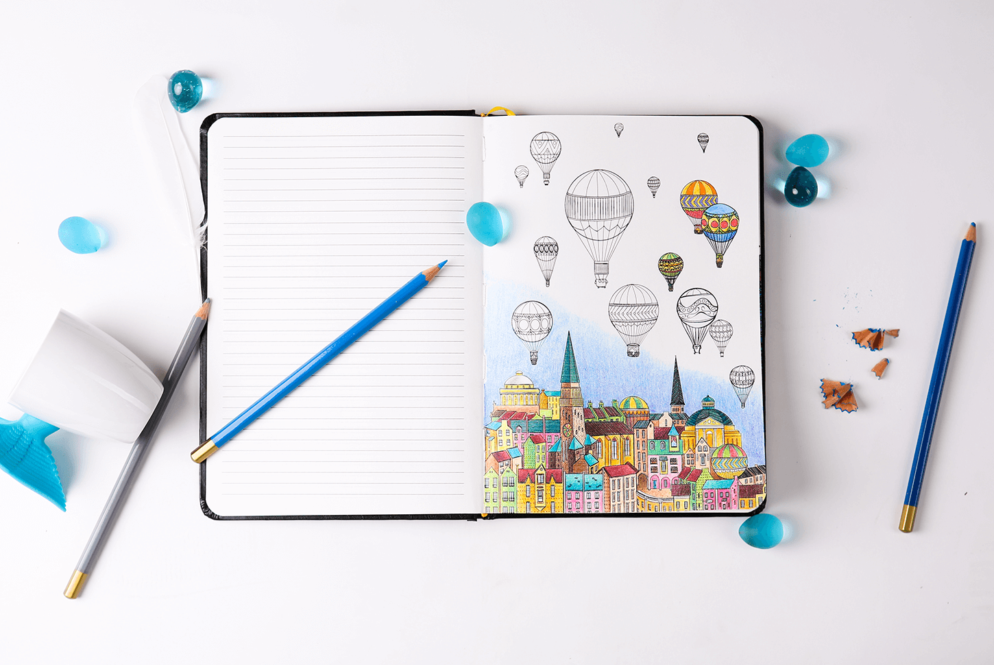 Coloring Notebook 5