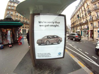 600 Fake Ads Take-Over Paris for COP21 Climate Talks