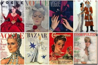 #TBT: Beautiful Holiday Covers of Vintage Magazines