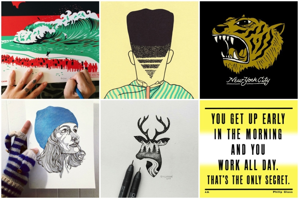 50 Designers and Illustrators You Should Be Following on Instagram