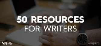 50 Great Resources for Writers