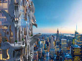 Could This Crazy New York Skyscraper Proposal Ever Get Built?