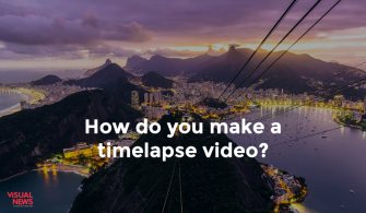 How Is Timelapse Made?