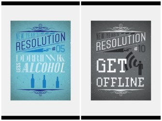 Badass Art to Help You Keep Your New Year's Resolution