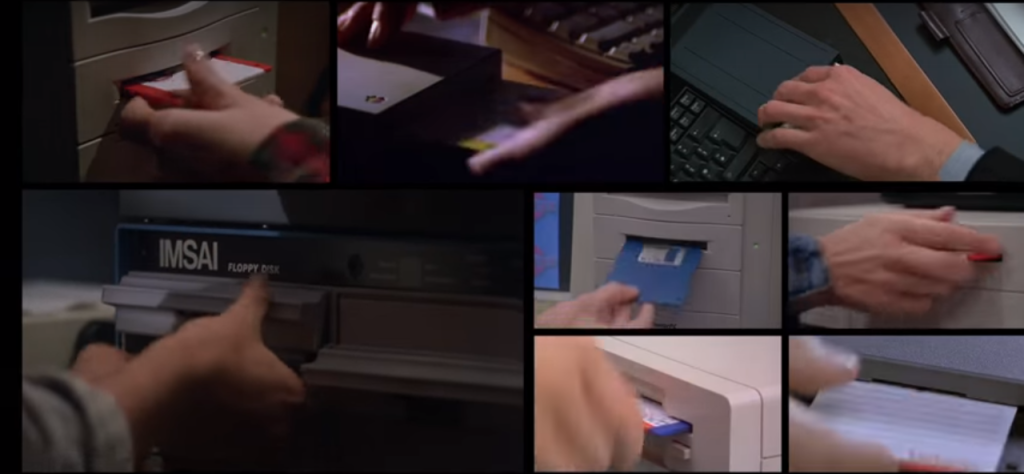 An Epic Supercut of Hilarious Computer Hacking in Films from the '70s, '80s, and '90s