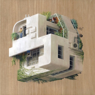 New Overlapping Worlds of Architecture from Cinta Vidal