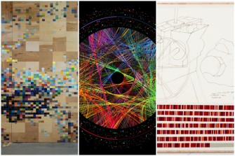 Data is the Latest Medium for Creating Beautiful, Meaningful Art