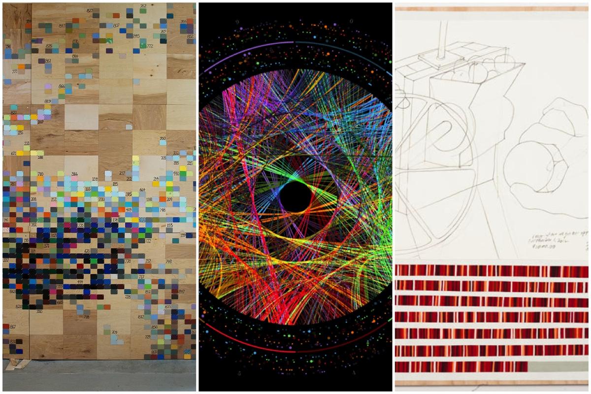 data driven art