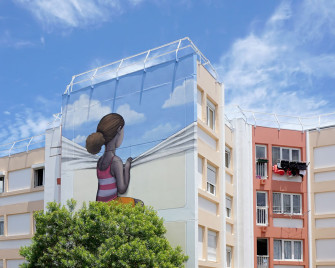 This French Street Artist Is Making Boring Buildings Beautiful