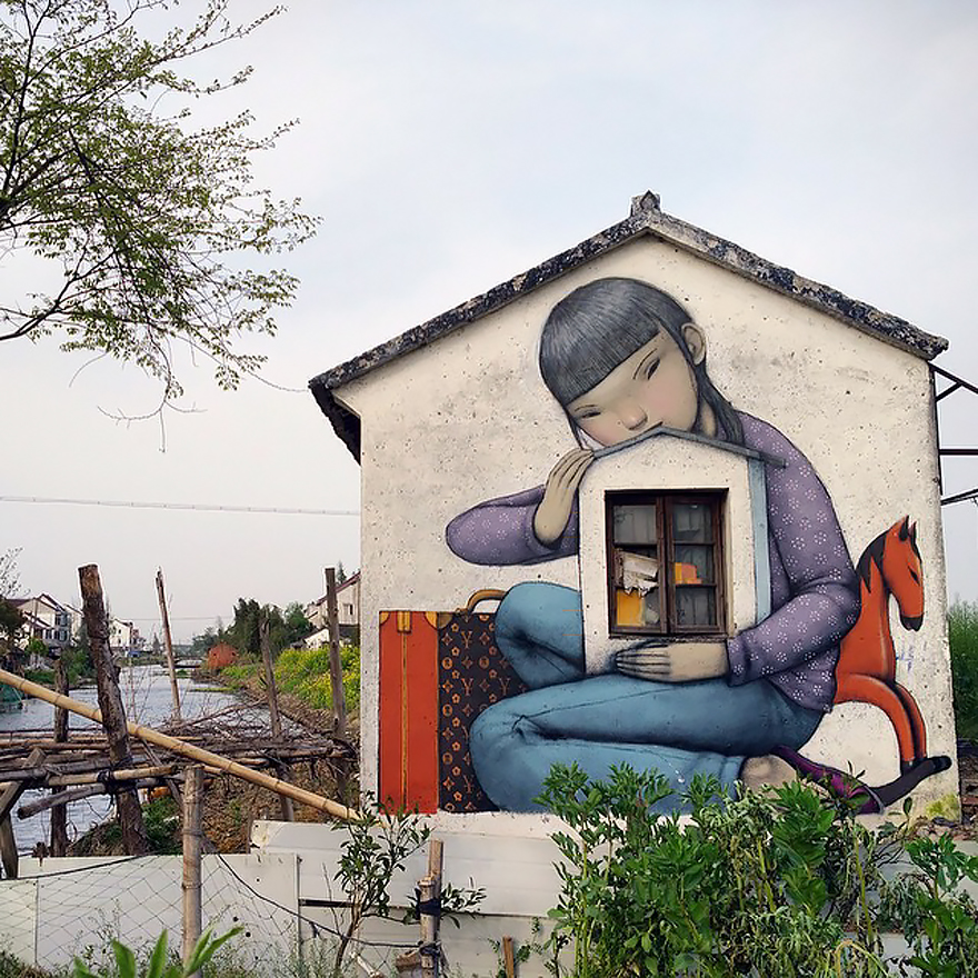 Julien Malland Street Art 3
