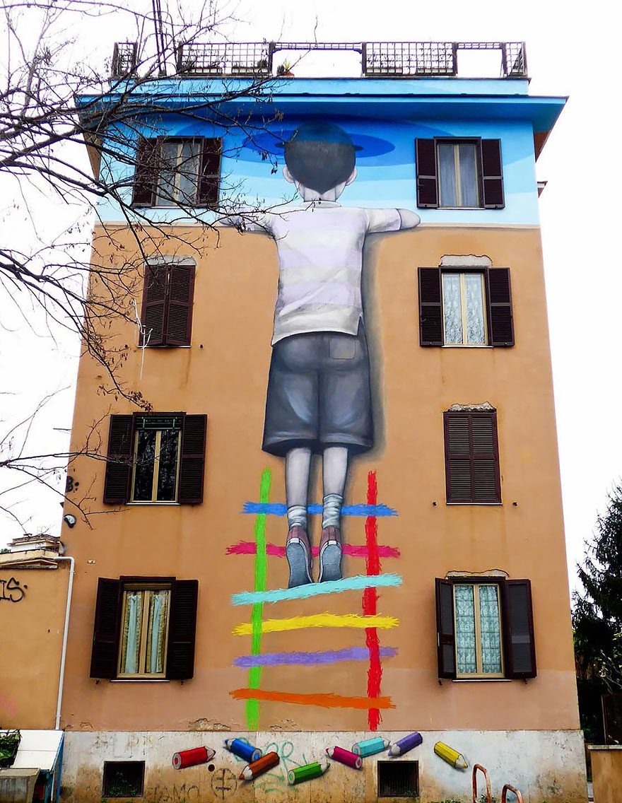 Julien Malland Street Art 5