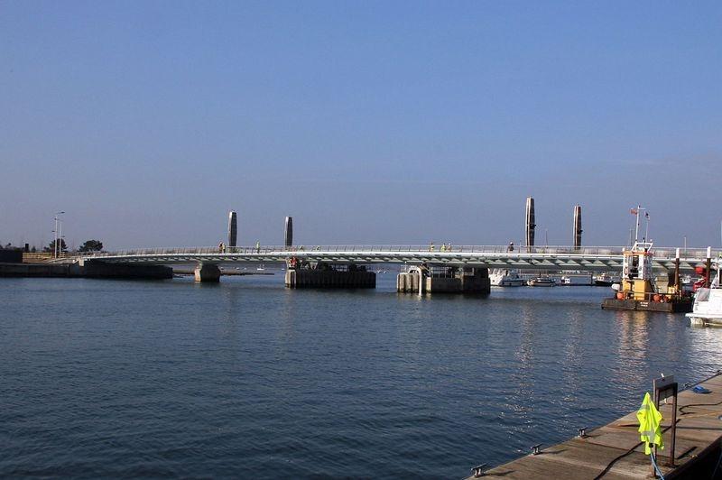 When down the bridge looks like any other bridge. Photo credit: jeffowenphotos