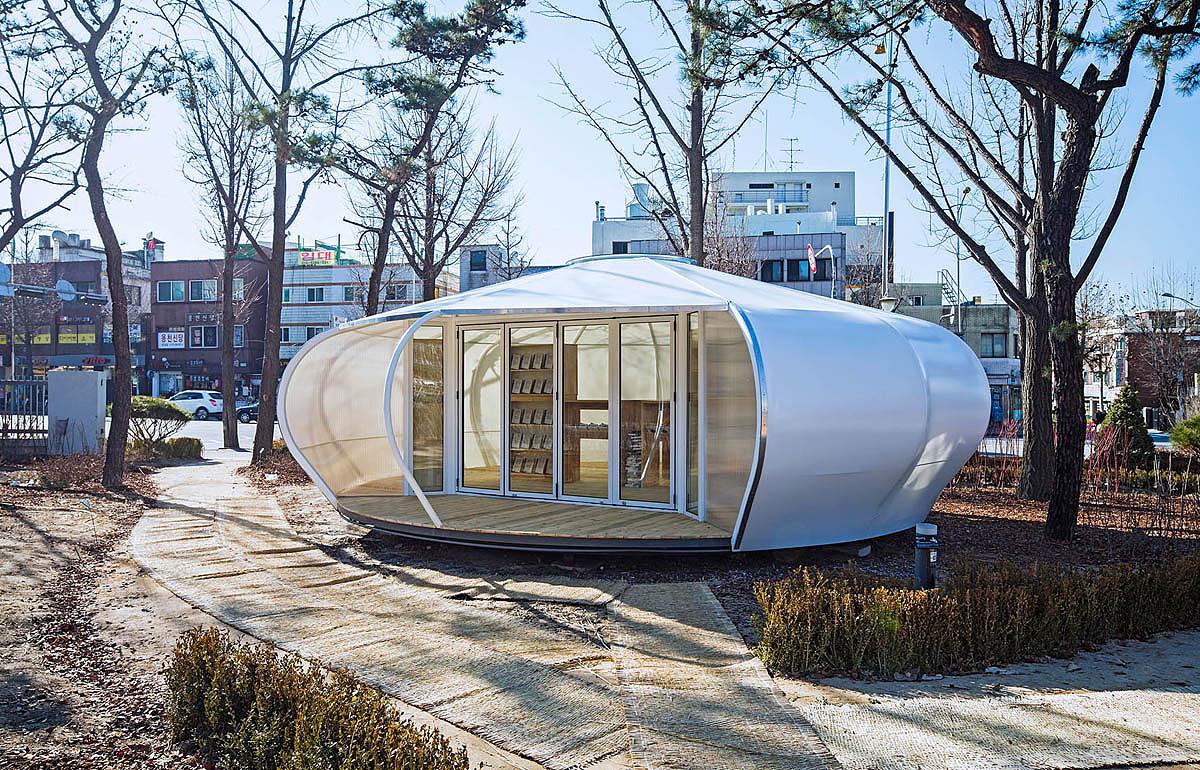Mobile Libraries Seoul 1