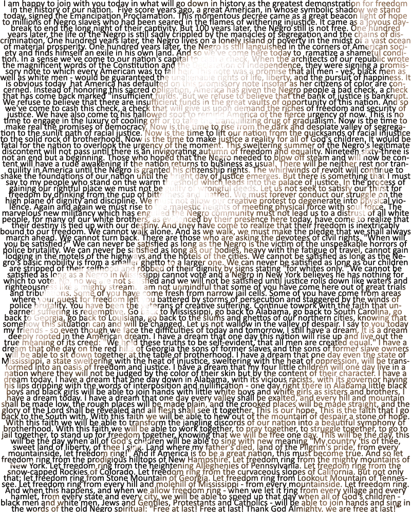 our favorite art inspired by martin luther king s i have a dream martin luther king jr by thefreaks by thefreaks i have a dream speech
