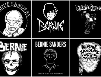 These Guys Are Giving Bernie Sanders a Punk Makeover