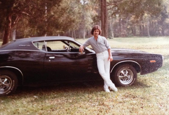 1970s People Posing Next to Their Cars 10