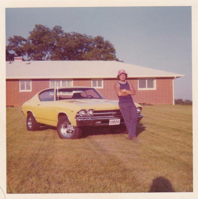 1970s People Posing Next to Their Cars 11
