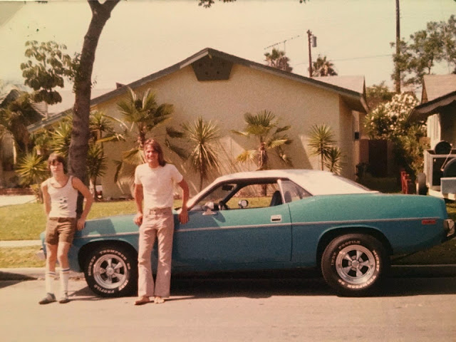 1970s People Posing Next to Their Cars 12