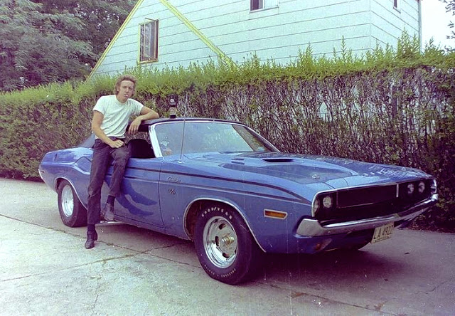 1970s People Posing Next to Their Cars 13