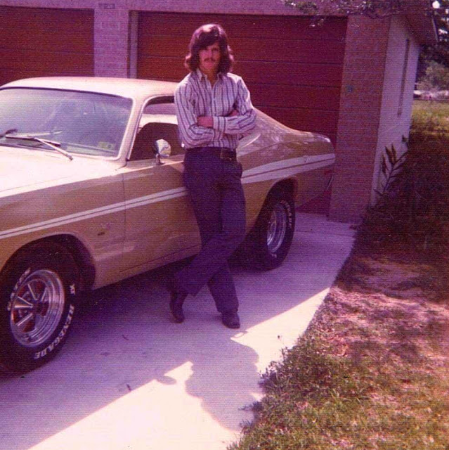 1970s People Posing Next to Their Cars 2