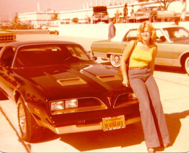 1970s People Posing Next to Their Cars 4