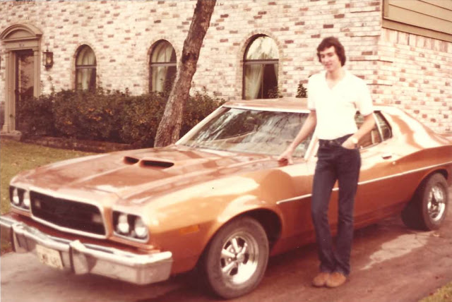 1970s People Posing Next to Their Cars 6