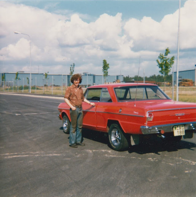 1970s People Posing Next to Their Cars 7