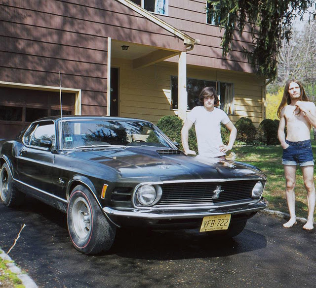 1970s People Posing Next to Their Cars 9
