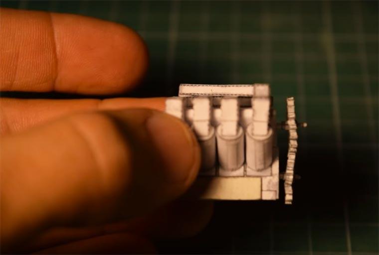 miniature-paper-V8-engine-1