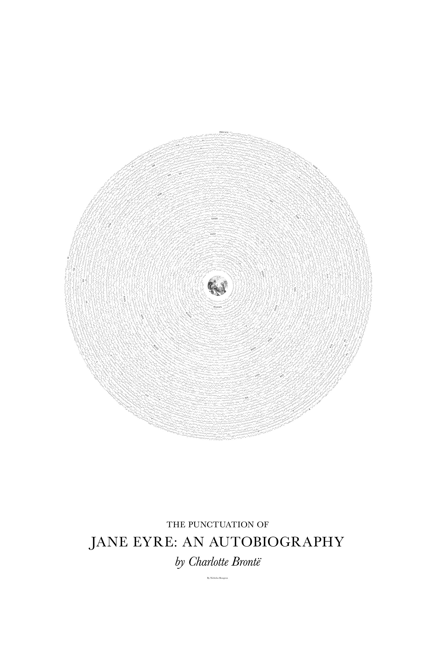 see classic novels visualized no words and punctuation only jane eyre large